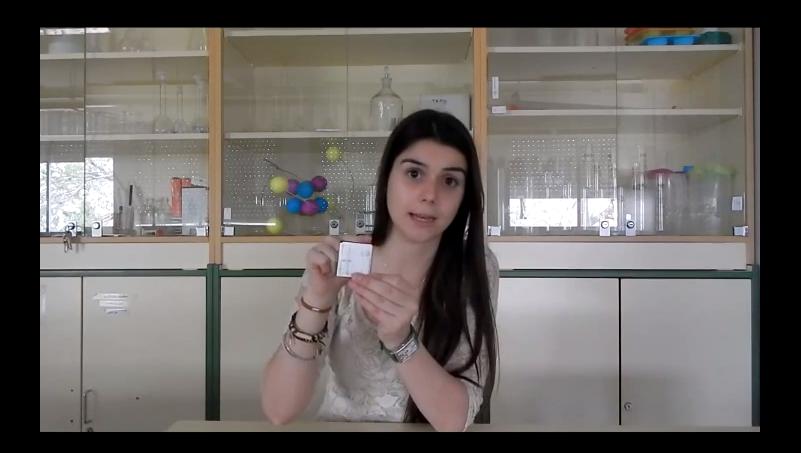 Video Concurso Aqui Hay Química